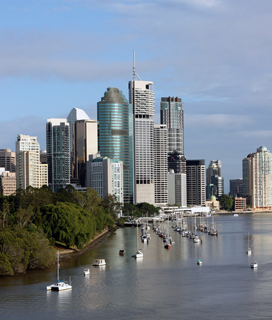 Brisbane Australia Design Hotels